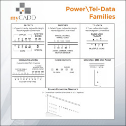 Revit Power\Tel-Data Collection